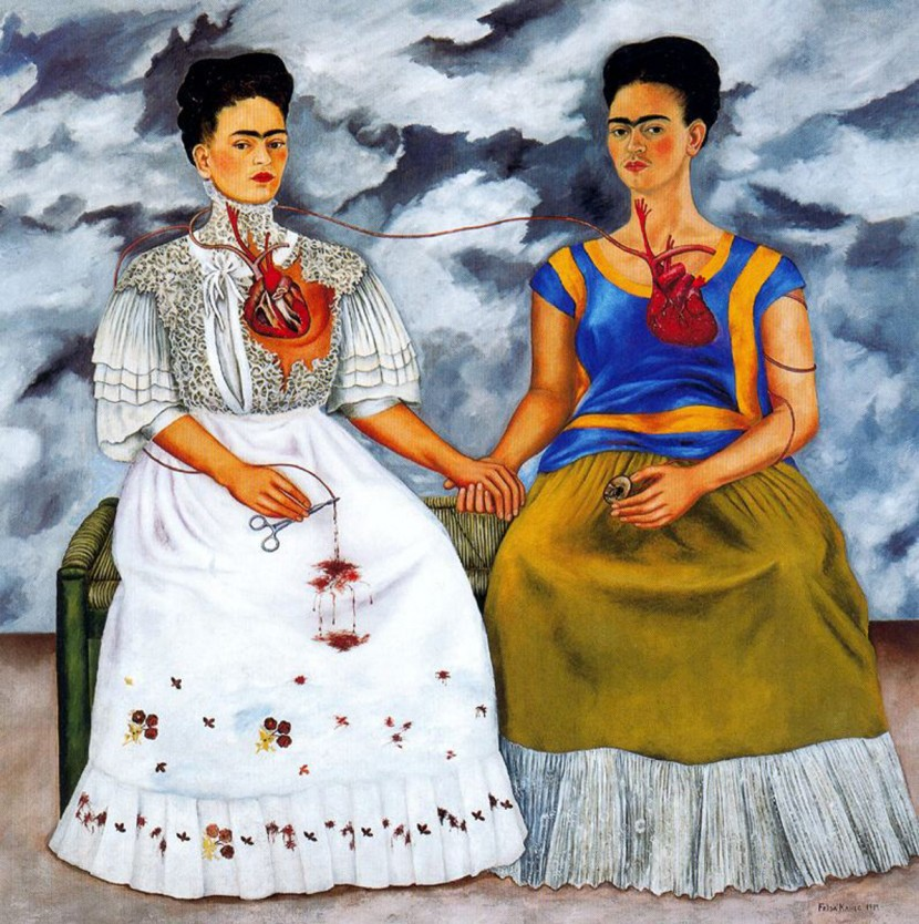 Le due Frida - Frida Kahlo - 1939
