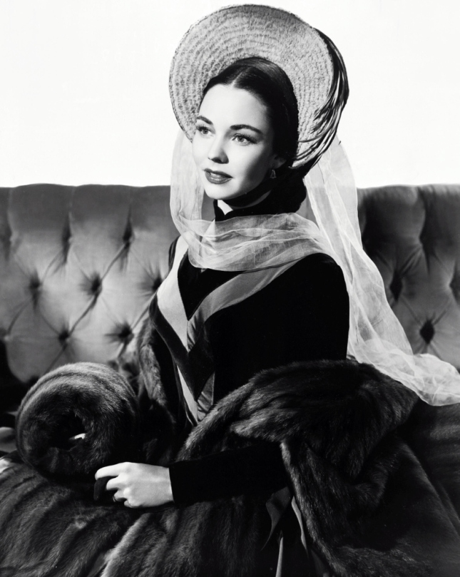 Jennifer Jones interpreta Emma Bovary nel film di Vincente Minnelli