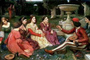 Waterhouse - Decameron