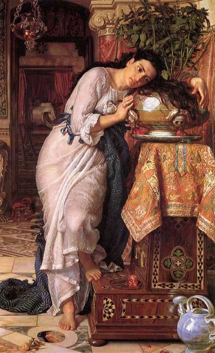 William Holman Hunt - Decameron