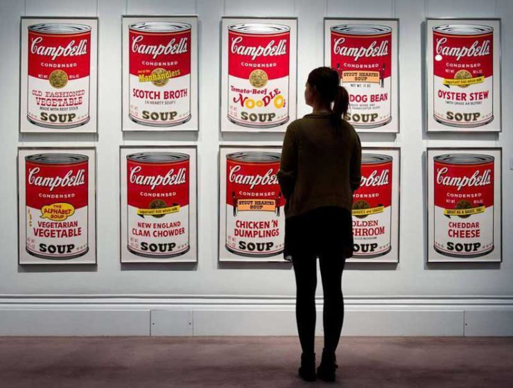 Campbell's Soup - Warhol